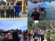 Kapolres Simeulue Bersama Muspida Laksanakan Kunjungan Ke Pulau Tepah.